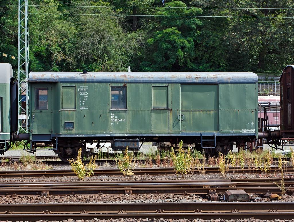 Guterzug gepackwagen pwgs 41 ex db 42 80 950 6644 8 for Spülmaschine 42 db
