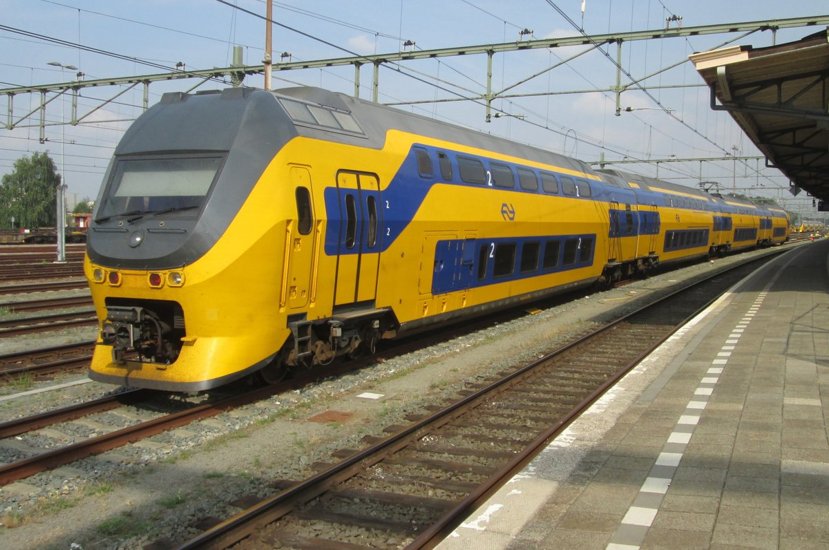 Am 21 September 2016 steht 9588 in Roosendaal.