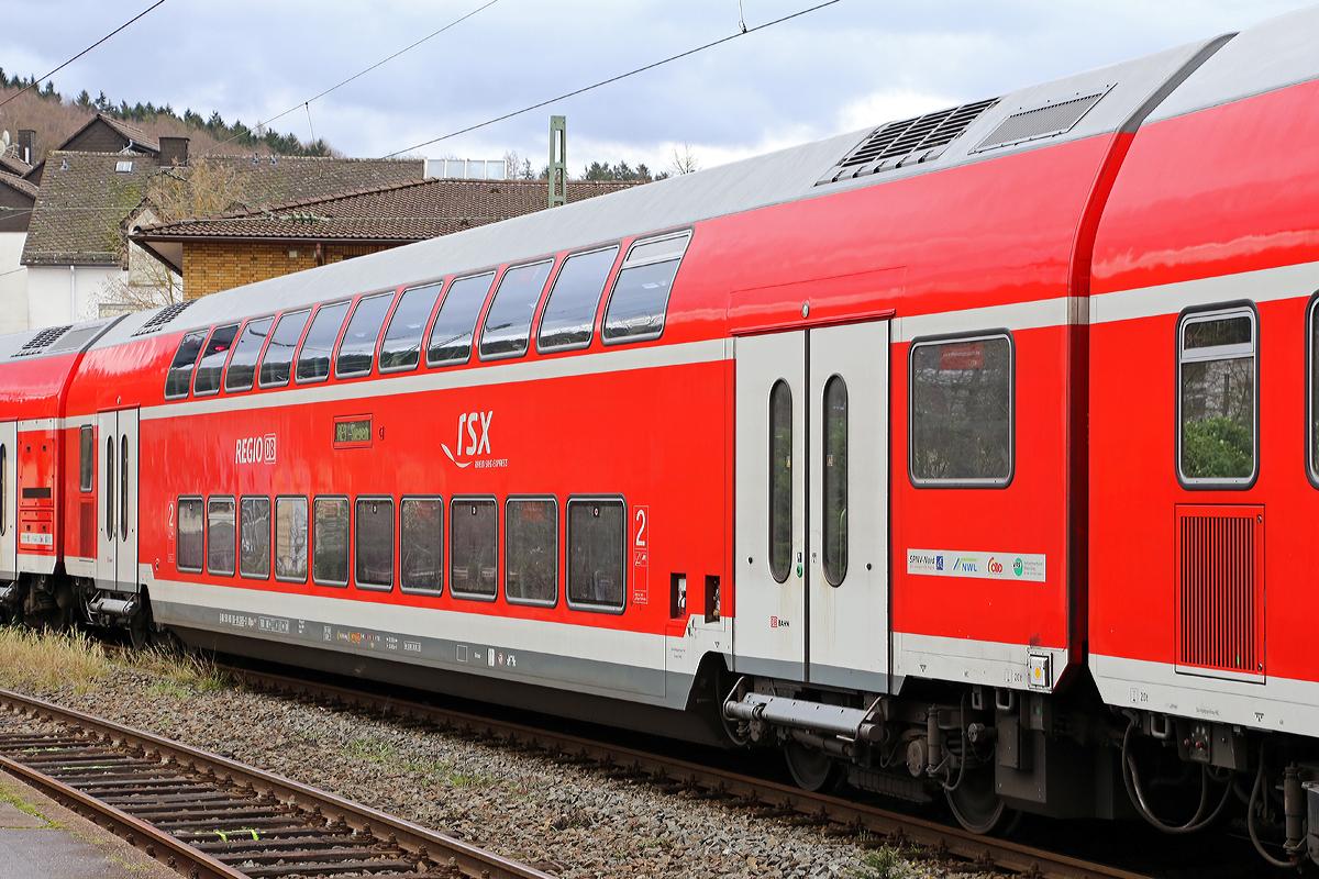 Der 2 klasse doppelstock wagen dosto d db 50 80 26 81 for Spülmaschine 42 db