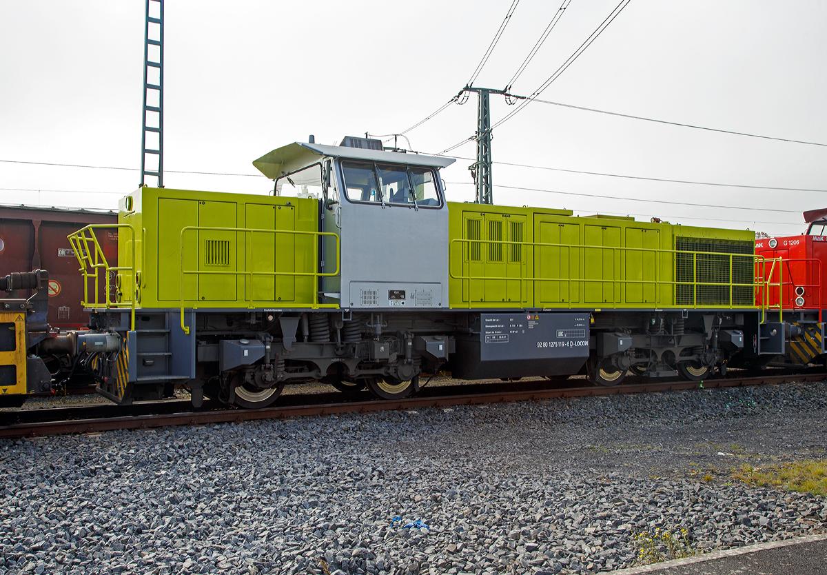 die locon 303 92 80 1275 119 6 d locon ex alpha trains 1138 der locon logistik consulting. Black Bedroom Furniture Sets. Home Design Ideas