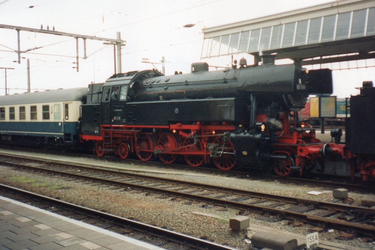 Scanbild von 65 018 in Venlo am 24 August 1997.