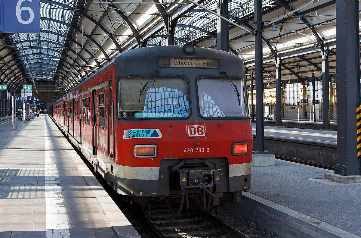 S Bahn Mainz Frankfurt