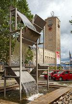 stuttgart-hauptbahnhof/530683/impression-am-hauptbahnhof-stuttgart-hier-am  Impression am Hauptbahnhof Stuttgart, hier am 17.06.2016.