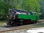 Sonstige/175562/ehemalige-schmalspur-dampflokomotive-nr-53-der-rhein-sieg  Ehemalige Schmalspur-Dampflokomotive Nr. 53 der Rhein-Sieg Eisenbahn (RSE) am 11.07.2010 im Museum Asbach (Ww). Die Lok wurde 1944 unter Fabik-Nr. 10175 von der Firma Jung in Jungenthal bei Kirchen/Sieg gebaut. Spurweite 785 mm, Bauart 1'D1' h2t.
