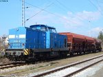 br-293-umbau-aus-dr-v-100/490553/293-021-6-der-press-in-lancken 293 021-6 der Press in Lancken am 16.04.2016