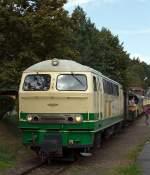 Brohltalbahn/173317/die-schmalspur-1000mm-diesellok-d5-ex Die schmalspur (1000mm) Diesellok D5 (ex FEVE 1405) der Brohltalbahn steht am 18.08.2011 im Bf Niederzissen, hier ist Zwischenhalt auf der Bergfahrt. Die Lok wurde 1966 unter der Fabriknummer 31004 B'B' 1966 Henschel  gebaut. Sie hat eine Leistung von 1200 PS und eine Bauart B-B. Im Jahr 1998 kam die Lok von Spanien ins Brohltal.