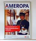 Werbeplakate/285661/ameropa-werbeplakat-gesehen-am-04052013-im AMEROPA Werbeplakat, gesehen am 04.05.2013 im Bahnhof Hilchenbach.