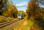 Indian Summer: Der HLB 123 bzw.