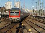 Steuerwagen/530664/db-impressionen-des-bahnhofs-stuttgart-hbf DB: Impressionen des Bahnhofs Stuttgart Hbf vom 3. Dezember 2016. Foto: Walter Ruetsch