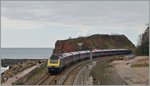 class-43-hst-125/502325/der-great-western-railway-hst-125 Der Great Western Railway HST 125 auf dem Weg Richtung Westen darf bei Dawlish Warren nur mit 70 mph verkehren. 