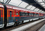 Der ÖBB-Railjet-Wagen (first / 1.