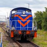 sm-42-fablok-ls800e/601816/hier-nochmals-nun-von-vornedie-sm42-616  Hier nochmals, nun von vorne: Die SM42-616 (98 51 8 620 817-1 PL PKPIC) eine Fablok 6Da (Typ Ls800E) der PKP Intercity steht am 25.06.2017 beim Hauptbahnhof Posen (Poznań Główny).
