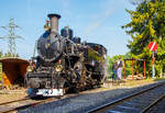 50 Jahre BC - MEGA STEAM FESTIVAL der Museumsbahn Blonay–Chamby:  Die DFB HG 3/4 Nr.